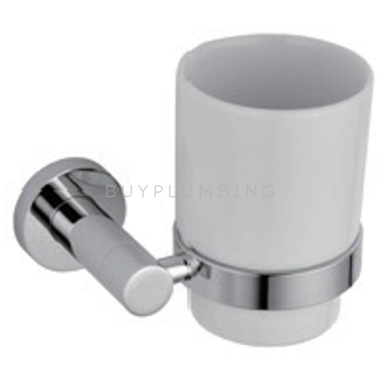 Hygienic Bathrooms Tumbler Holder & Cup