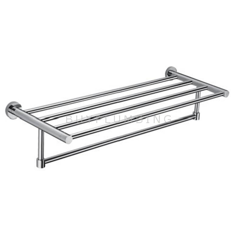 Hygienic Bathrooms Towel Shelf (APEX44)