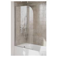 Hygienic Bathrooms Bath Swing Door Round Panel H1400 x W800mm