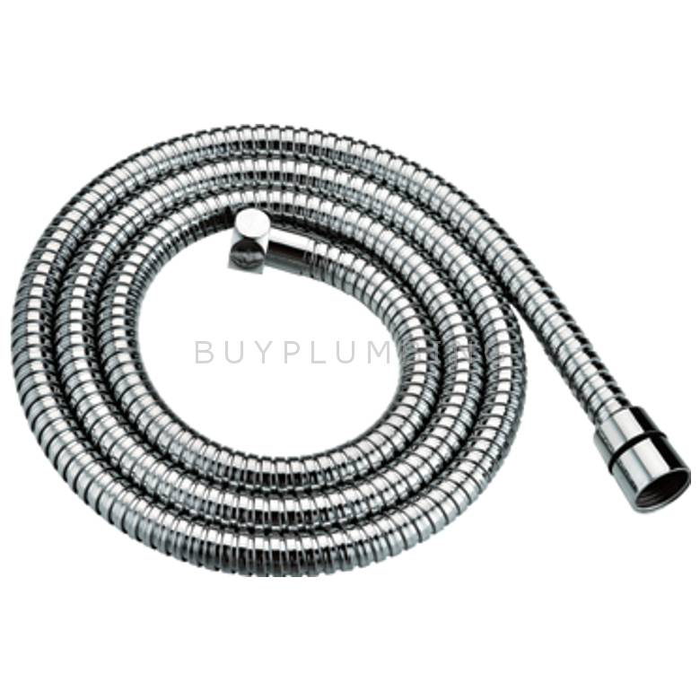Hygienic Bathrooms 1.5m Stainless Steel Shower Hose