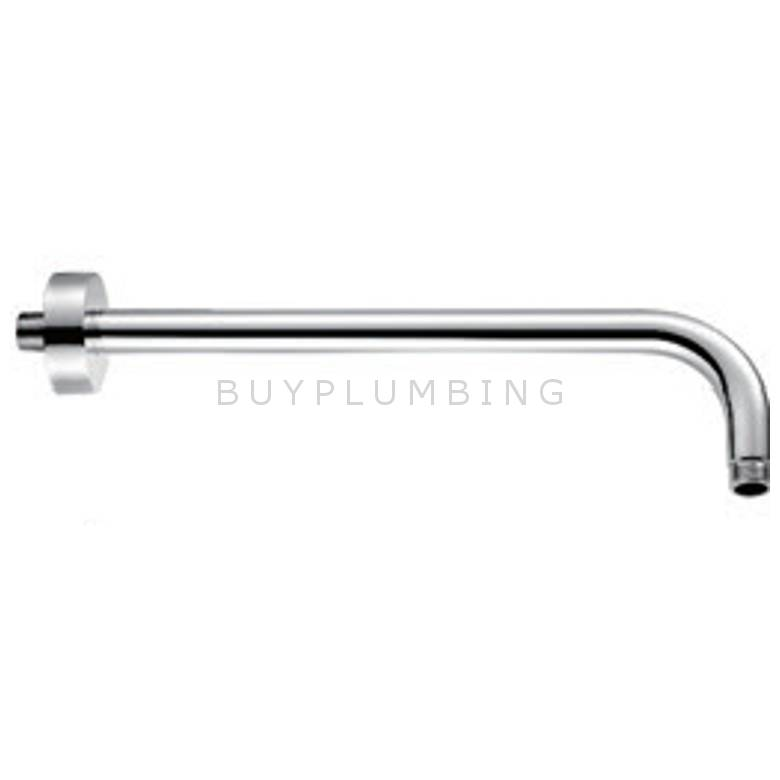 Hygienic Bathrooms 300mm Round Shower Arm (RS01)