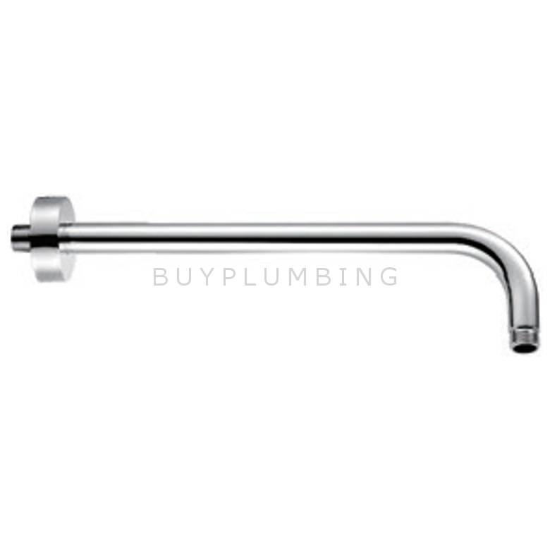 Hygienic Bathrooms 380mm Round Shower Arm (RS05)