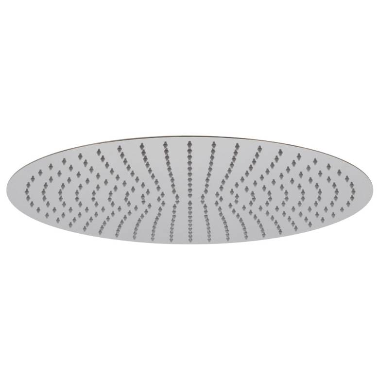Vado Aquablade Round Slimline Shower Head 500mm (20'') Diameter (AQB-RO/50-C/P)