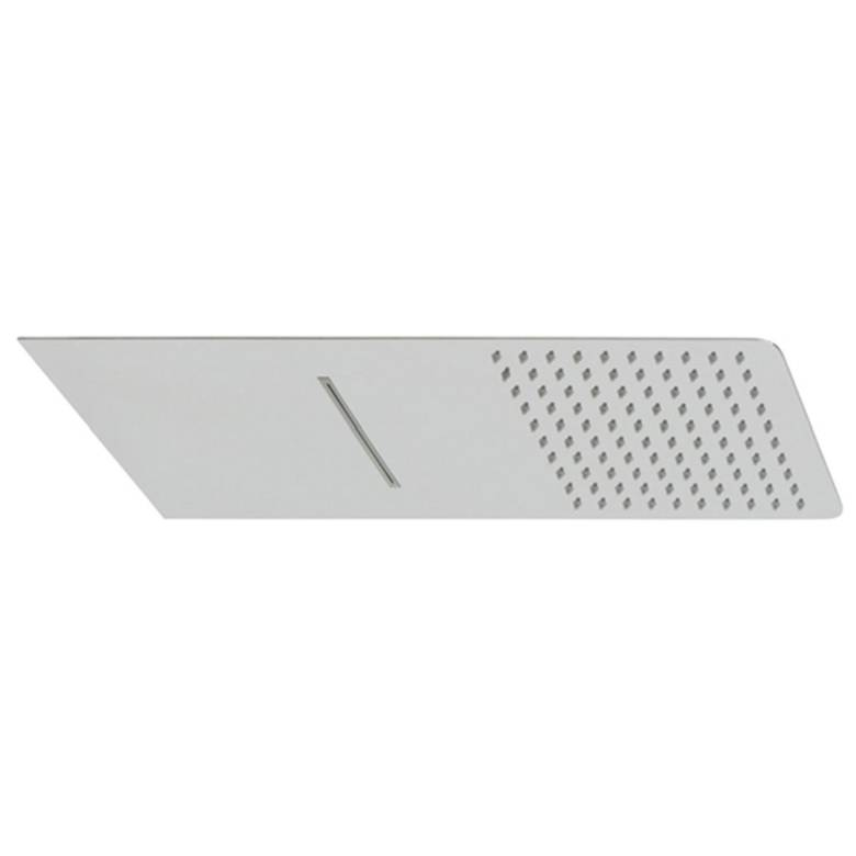 Vado Aquablade Square Slimline 2 Function Wall Mounted Head