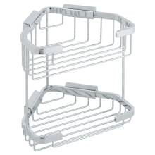 Vado Baskets Large Double Triangular Corner Basket (BAS-2013-C/P)
