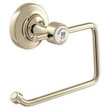 Vado Axbridge Toilet Roll Holder In Bright Nickel (BC-AXB-180-BN)