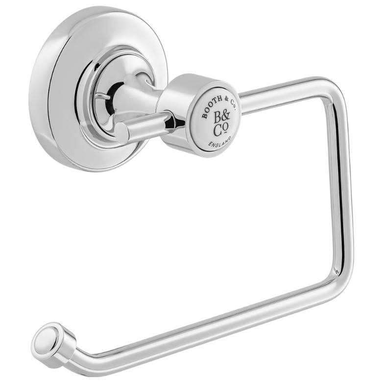 Vado Axbridge Toilet Roll Holder In Chrome