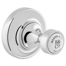Vado Axbridge Robe Hook In Chrome (BC-AXB-186-CP)