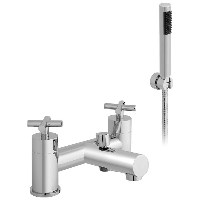 Vado Elements Bath Shower Mixer With Shower Kit