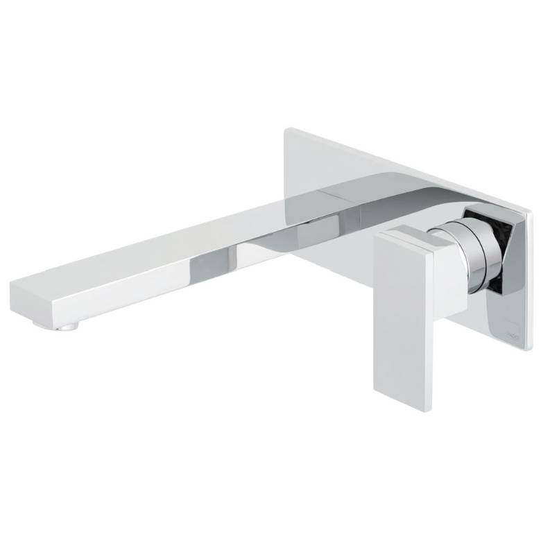Vado Notion Wall Mounted Basin Mixer 220mm Spout