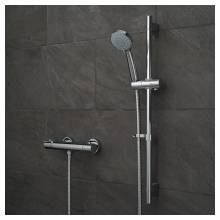 Vado Prima Exposed Thermostatic Shower Set (PRIMABOX4/B-MF-C/P)