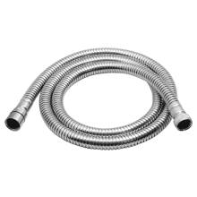 Vado Shower Hoses Chrome Plated Brass Large Bore Shower Hose (150Cm Available)
