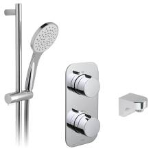 Vado Altitude 1 Outlet Thermostatic Shower Set