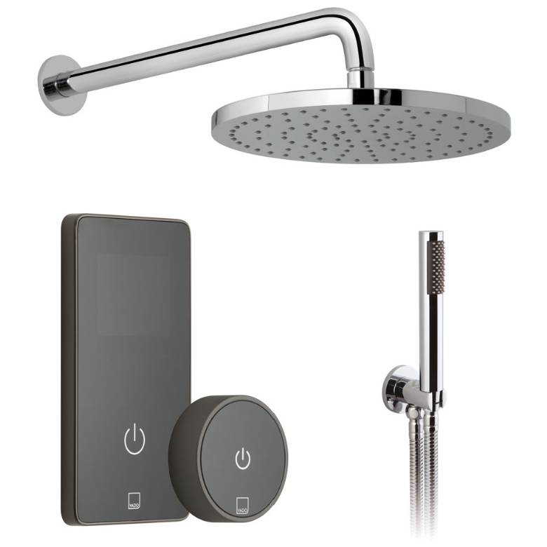 Vado Sensori Smarttouch 2 Outlet Shower Package (Pumped) (TCH-1721/LP-CP)