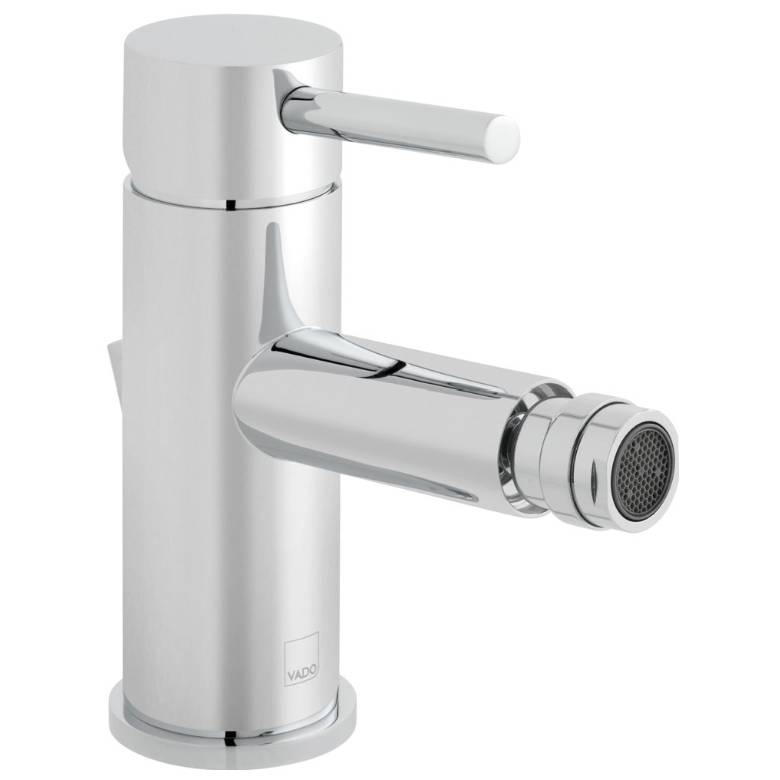 Vado Zoo Mono Bidet Mixer With Pop-Up Waste (ZOO-110-C/P)