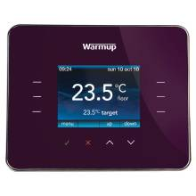Warmup Warm Berry Programmable Energy-Monitor Underfloor Heating Thermostat