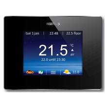 Warmup Onyx Black Smart WiFi Underfloor Heating Thermostat (4IE WIFI OB)